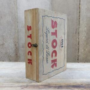 Scatola STOCK di fine anni 40'